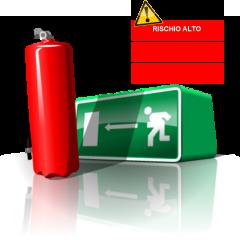 Corso Antincendio – Rischio Alto
