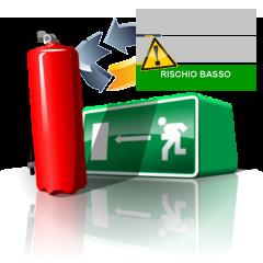 Aggiornamento Addetto Antincendio – Rischio Basso