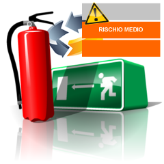 Aggiornamento Addetto Antincendio – Rischio Medio