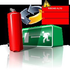 Aggiornamento Addetto Antincendio – Rischio Alto