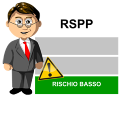RSPP Pavia Rischio Basso